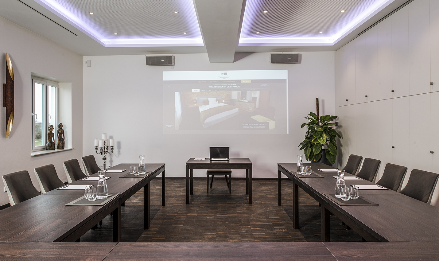Gesellschafts- / Konferenzraum (Saal)